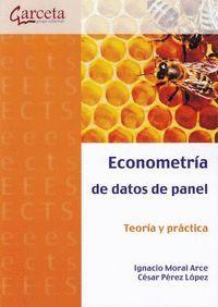 ECONOMETRIA DE DATOS DE PANEL. TEORIA Y PRACTICA