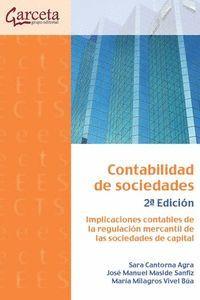 CONTABILIDAD DE SOCIEDADES (2ºED.)
