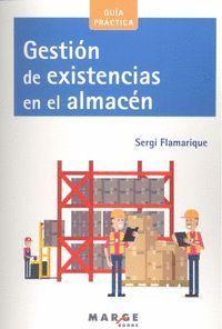 GESTIÓN DE EXISTENCIAS EN EL ALMACÉN