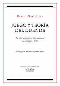JUEGO Y TEORÍA DEL DUENDE
