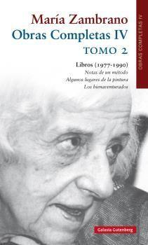 OBRAS COMPLETAS VOL.IV LIBROS (1977-1990)