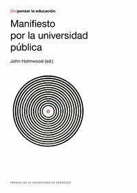 MANIFIESTO POR LA UNIVERSIDAD PÚBLICA
