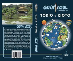 TOKIO Y KIOTO GUIA AZUL