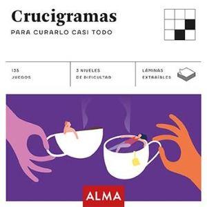 CRUCIGRAMAS PARA CURARLO CASI TODO
