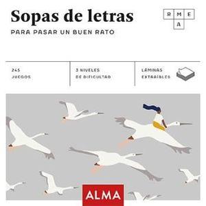 SOPAS DE LETRAS PARA PASAR UN BUEN RATO
