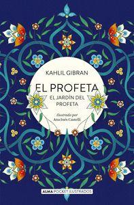 EL PROFETA Y EL JARDÍN DEL PROFETA (POCKET)
