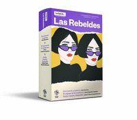 LA CAJA DE LAS REBELDES (ESTUCHE 3 VOLS.)