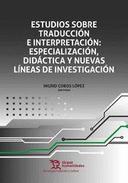 ESTUDIOS SOBRE TRADUCCION E INTERPRETACION