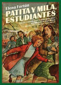 PATITA Y MILA, ESTUDIANTES