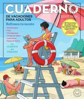 CUADERNO VACACIONES PARA ADULTOS BLACKIE BOOKS. VOL. 8
