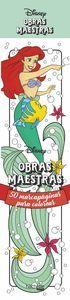 MARCAPÁGINAS OBRAS MAESTRAS DISNEY