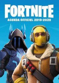 AGENDA ESCOLAR 2020-2021 OFICIAL FORTNITE