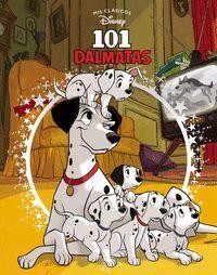 101 DÁLMATAS (MIS CLÁSICOS DISNEY)