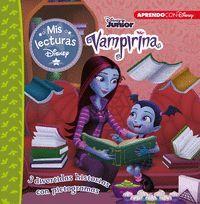 VAMPIRINA. TRES HISTORIAS FANTABULOSAS (MIS LECTURAS DISNEY)