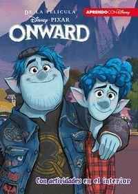 ONWARD (LEO, JUEGO Y APRENDO CON DISNEY)