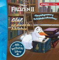 OLAF, UN DIA EN LA BIBLIOTECA