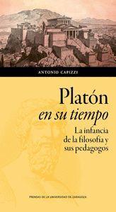 PLATÓN EN SU TIEMPO