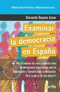 EXAMINAR LA DEMOCRACIA EN ESPAÑA