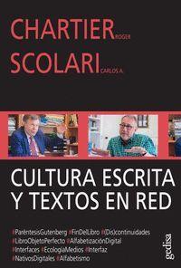 CULTURA ESCRITA Y TEXTOS EN RED