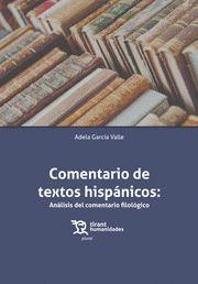 COMENTARIO DE TEXTOS HISPANICOS ANALISIS COMENTARIO FILOLOG