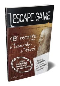 ESCAPE GAME. EL SECRETO DE LEONARDO DA VINCI