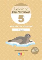 LECTURAS COMPRENSIVAS 5 FRASES