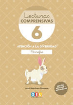 LECTURAS COMPRENSIVAS 6 LEO PARRAFOS