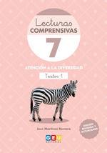 LECTURAS COMPRENSIVAS 7 4ªED. (2019)