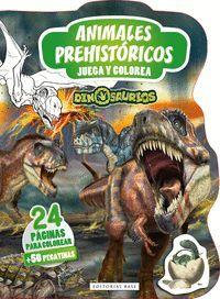 DINOSAURIOS ANIMALES PREHISTÓRICOS