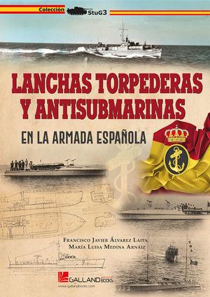 LANCHAS TORPEDERAS Y ANTISUBMARINAS