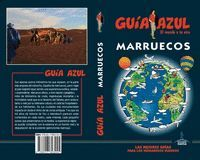 MARRUECOS GUIA AZUL 2019