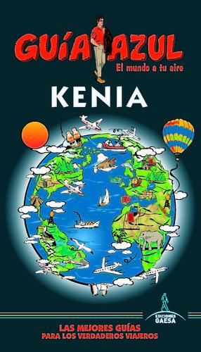 KENIA GUIA AZUL 2019