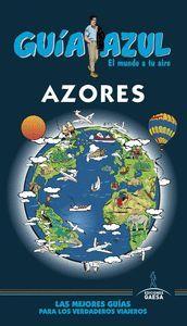 AZORES GUIA AZUL 2019