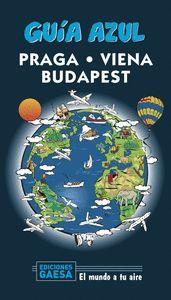 PRAGA, VIENA Y BUDAPEST (2020) GUIA AZUL