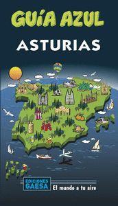 ASTURIAS (2020) (GUIA AZUL)