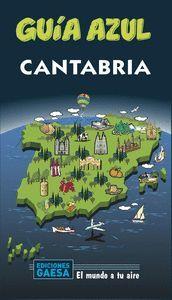 CANTABRIA (2020) GUIA AZUL