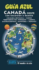 CANADÁ OESTE (ANTIGUA EDICION)