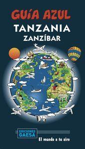 TANZANIA Y ZANZÍBAR (2020) GUIA AZUL