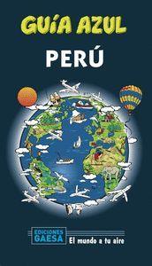 PERÚ (2020) GUIA AZUL