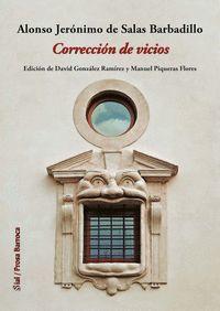 CORRECCIÓN DE VICIOS
