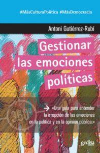 GESTIONAR LAS EMOCIONES POLITICAS