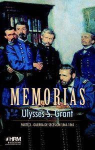 MEMORIAS 3 GUERRA DE SECESION