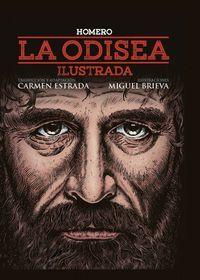 LA ODISEA (ILUSTRADA)
