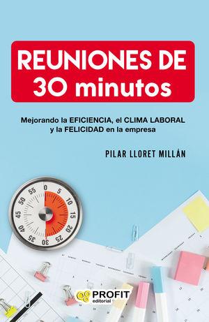 REUNIONES DE 30 MINUTOS