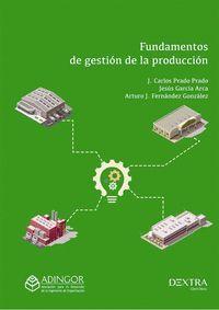 FUNDAMENTOS DE GESTIÓN DE LA PRODUCCIÓN