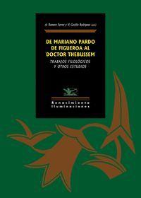DE MARIANO PARDO DE FIGUEROA AL DOCTOR THEBUSSEM