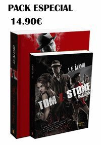TOM Z STONE, LET IT BE (PACK)