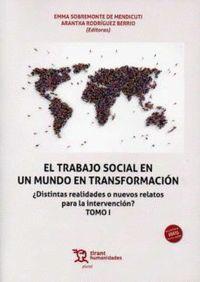 TRABAJO SOCIAL EN UN MUNDO EN TRANSFORMACION 2 VOLUMENES