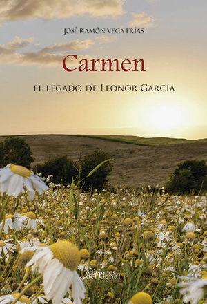 CARMEN, EL LEGADO DE LEONOR GARCÍA.