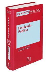 MEMENTO EMPLEADO PÚBLICO  2020-2021